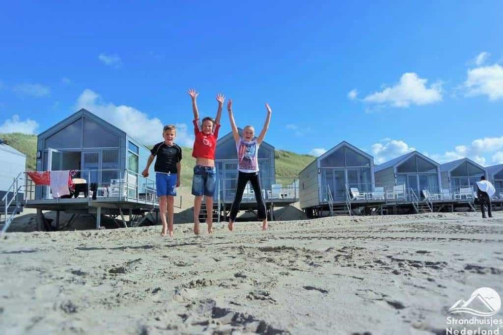 Standhuisjes-Julianadorp-aan-Zee