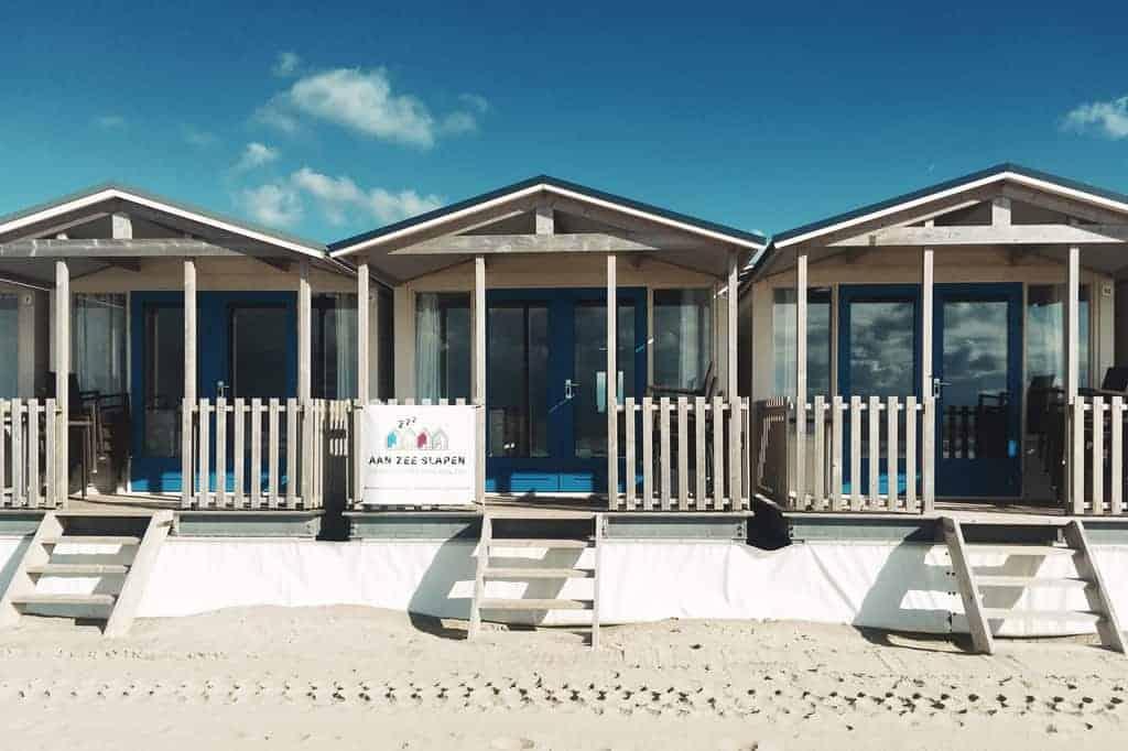 Am Meer Schlafen - Strandhaus Wijk aan Zee