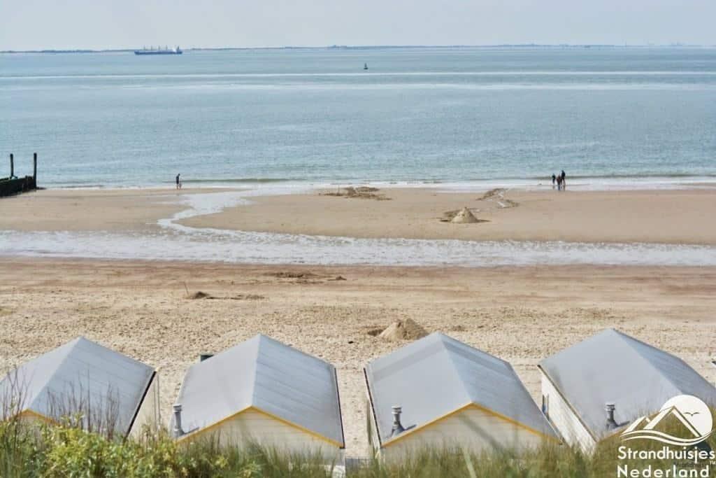 Strandhuisjes Vlissingen a