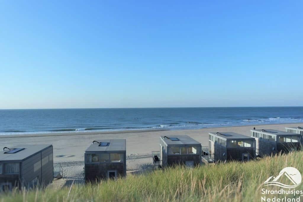 Strandschlafhäuser