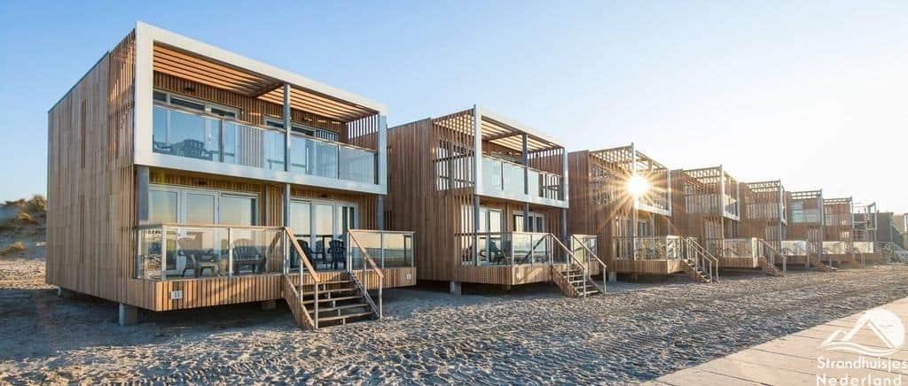 Strandhaus Hoek van Holland