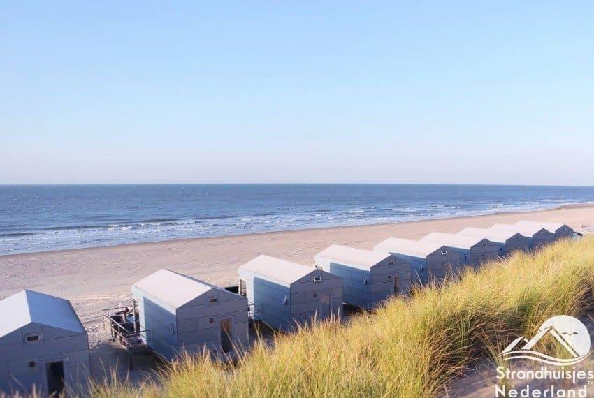 Strandhuisje Slaapzand duinzicht