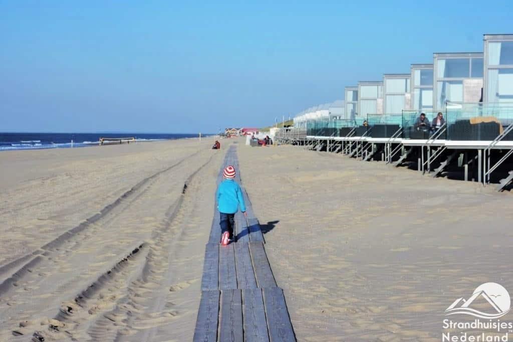 Plankier Strandhäuser Domburg