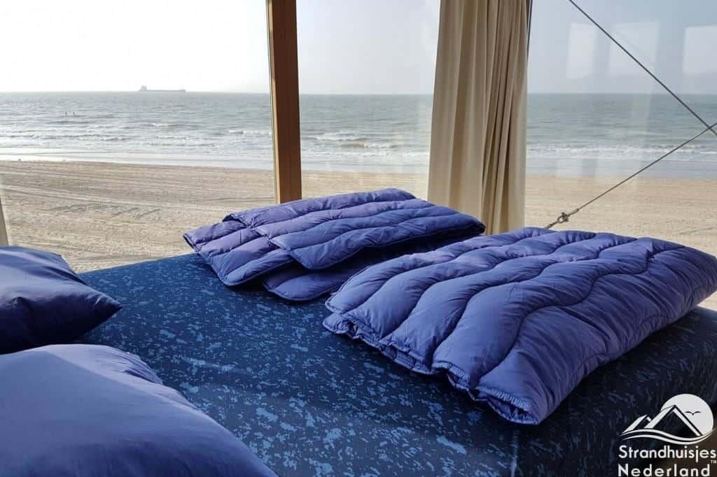 Slaapkamer boven 2 persoonbed