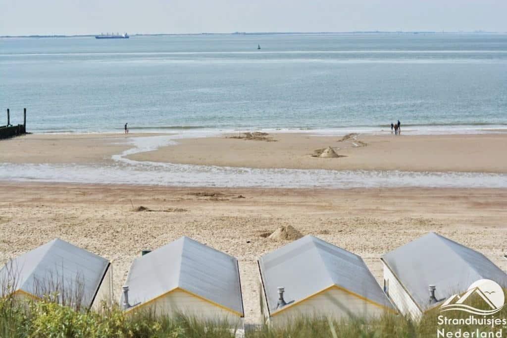 Strandhuisjes strandvakantiehuisjes