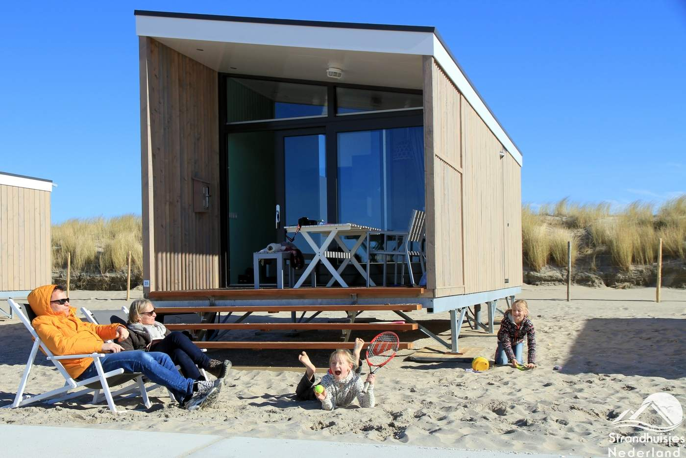 den haag strandhaus