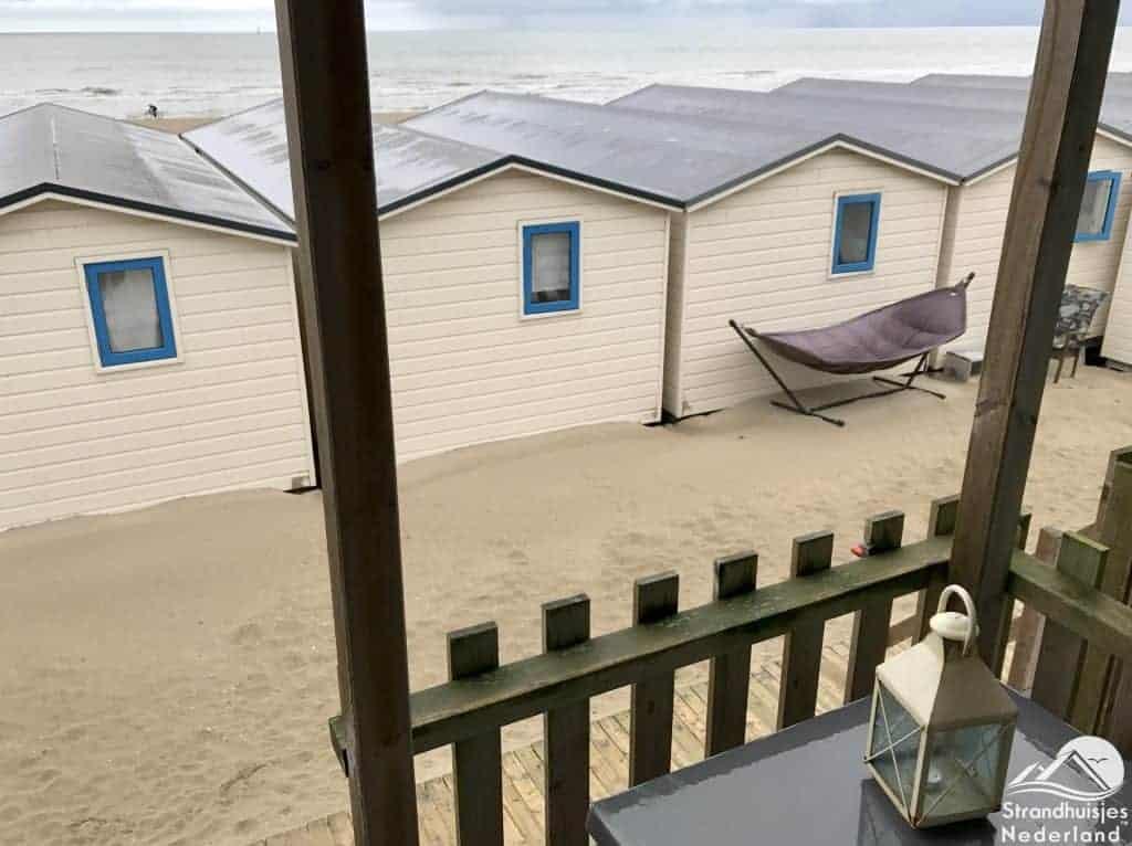 Duinzijde strandhuisje, 2 meter hoger en hond welkom