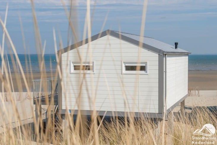 Strandhuisje Kamperland