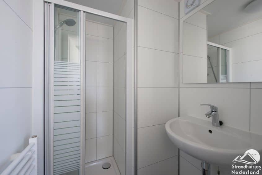 Badkamer 6-persoons strandhuis