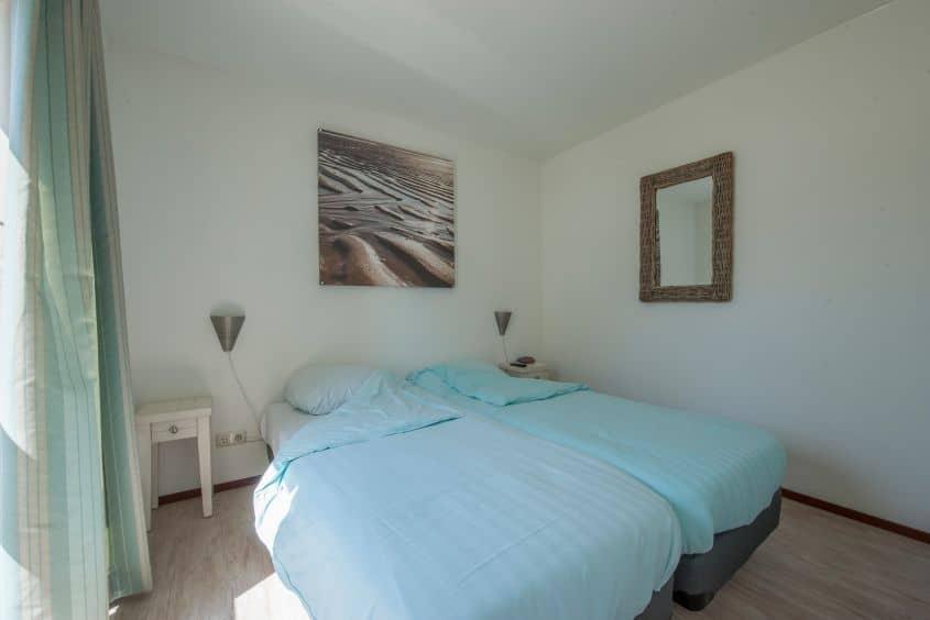 Slaapkamer strandhuis XL Kamperland