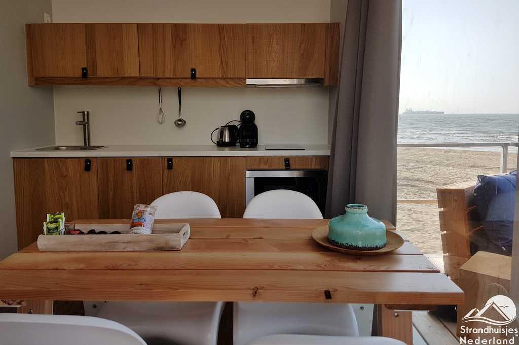 Strandhuisjes Nieuwvliet (1)