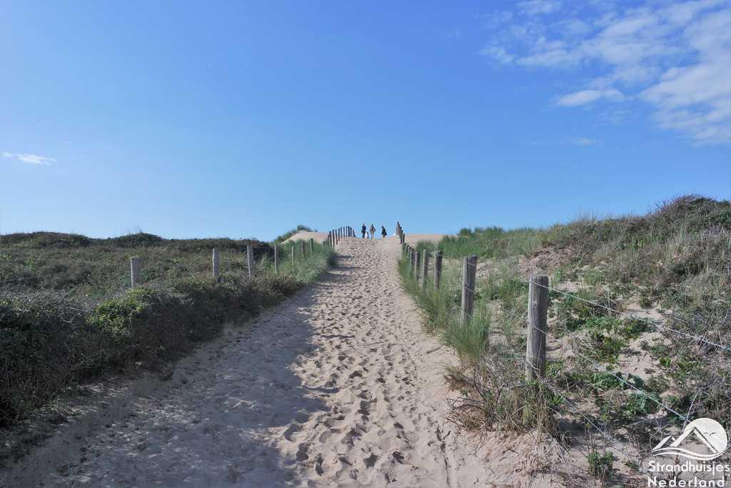 Duinovergang strand Katwijk