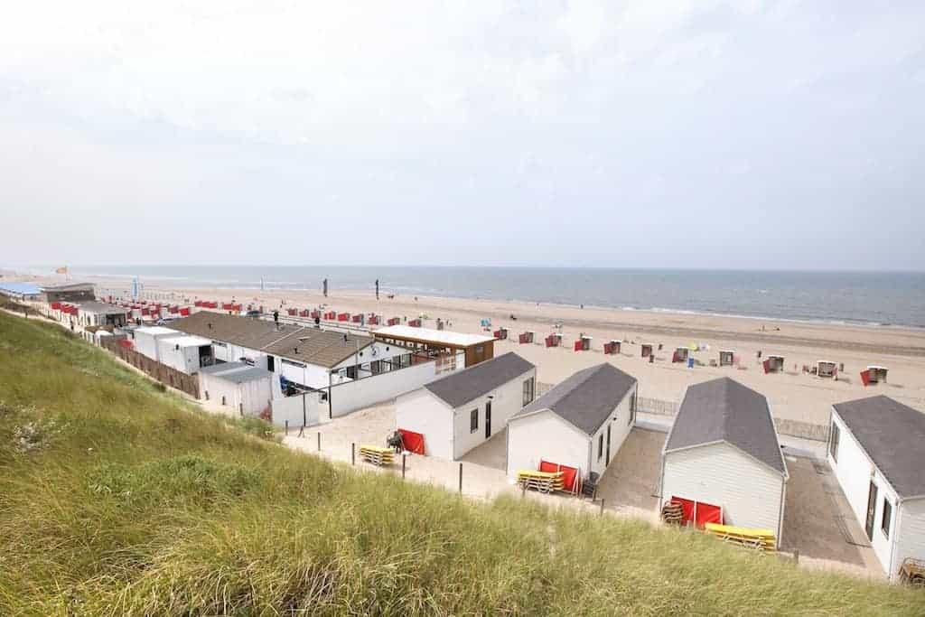 Huisje aan Zee - Katwijk aan Zee