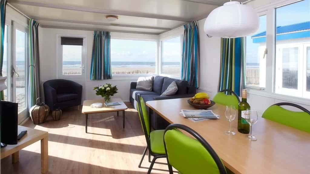 Interieur huisje aan zee Willy Noord - Katwijk