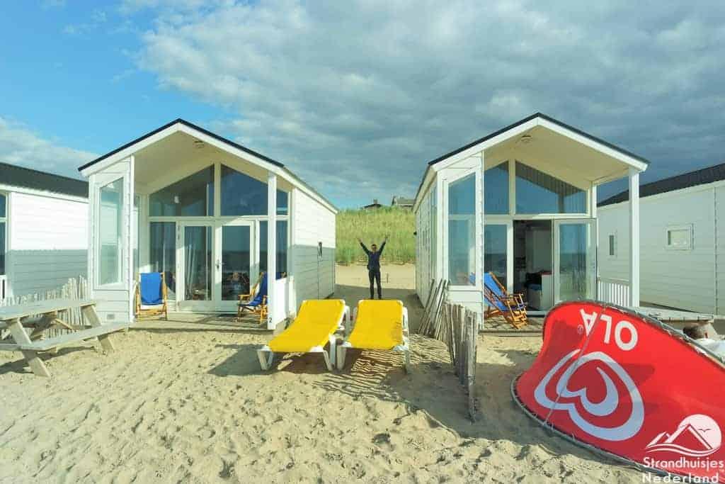 Strandhuisje De Watering Katwijk
