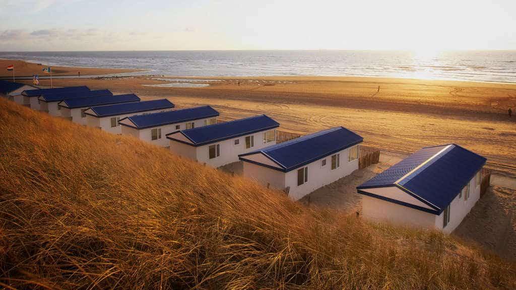 Strandhuisjes Willy Noord