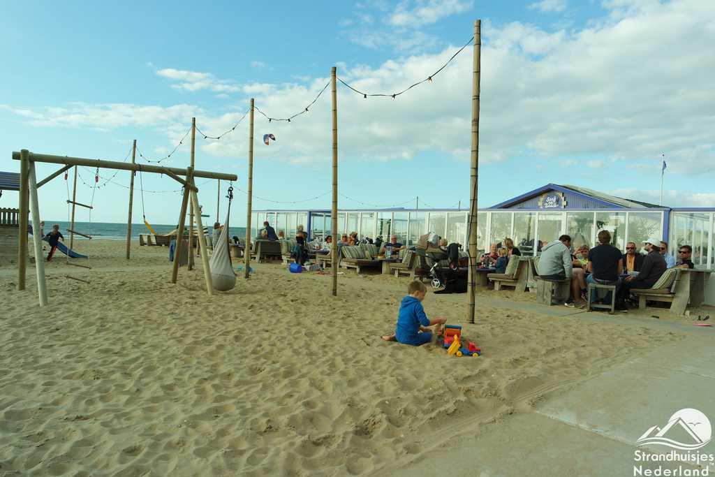 Strandpaviljoen Surf en Beach, Katwijk aan Zee