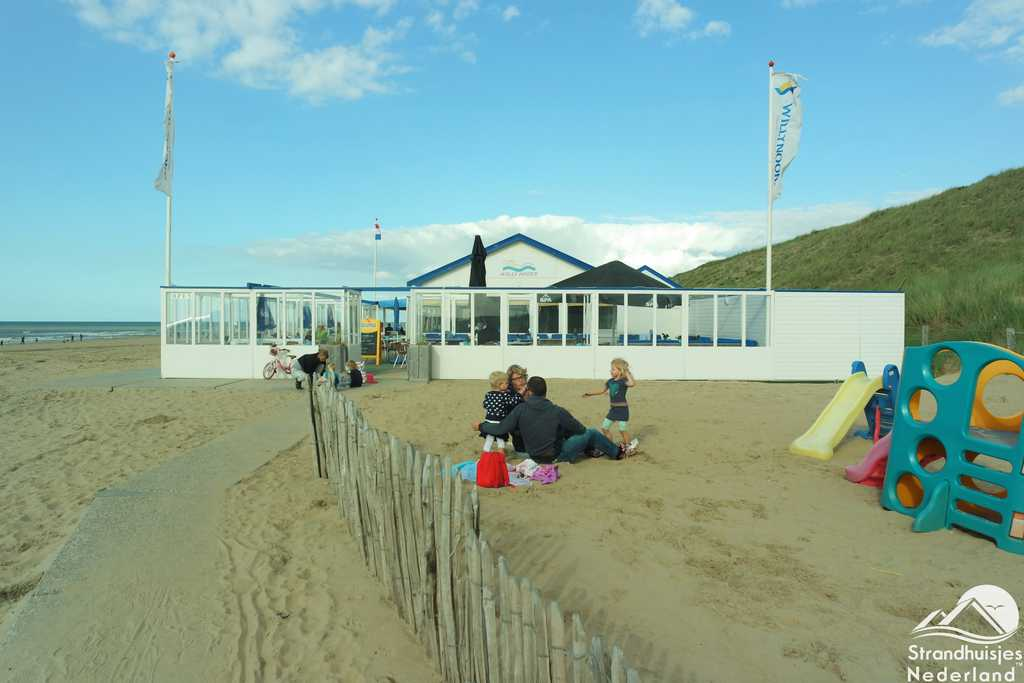 Strandpaviljoen Willy Noord