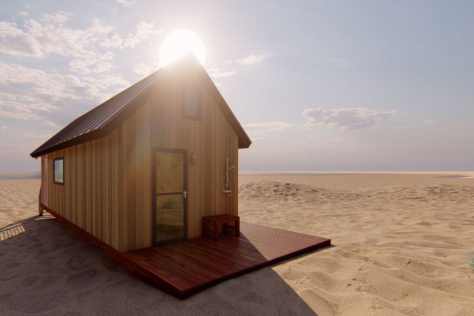 Strandhuisjes Vlissingen (3)