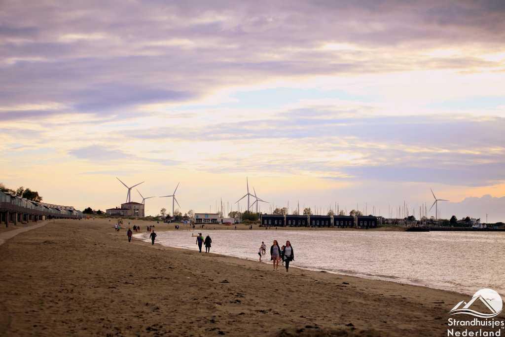 Strand van Kamperland