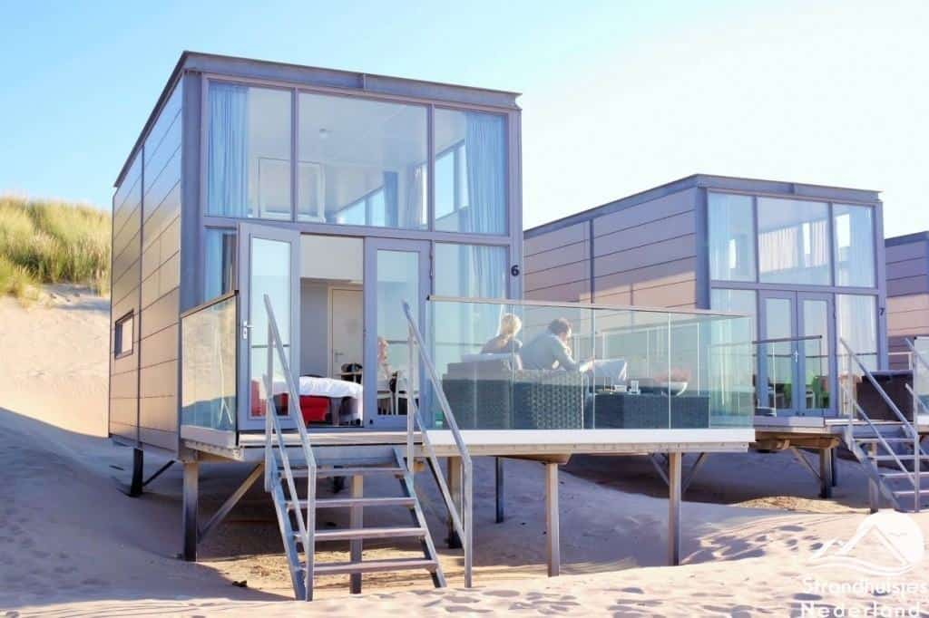 slaapzand luxus strandhaus haus am meer buchen in domburg. Black Bedroom Furniture Sets. Home Design Ideas