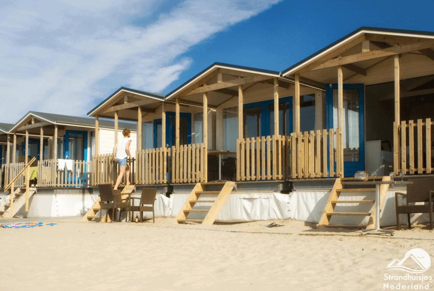 strandhuisjes Wijk aan Zee-Aan Zee Slapen