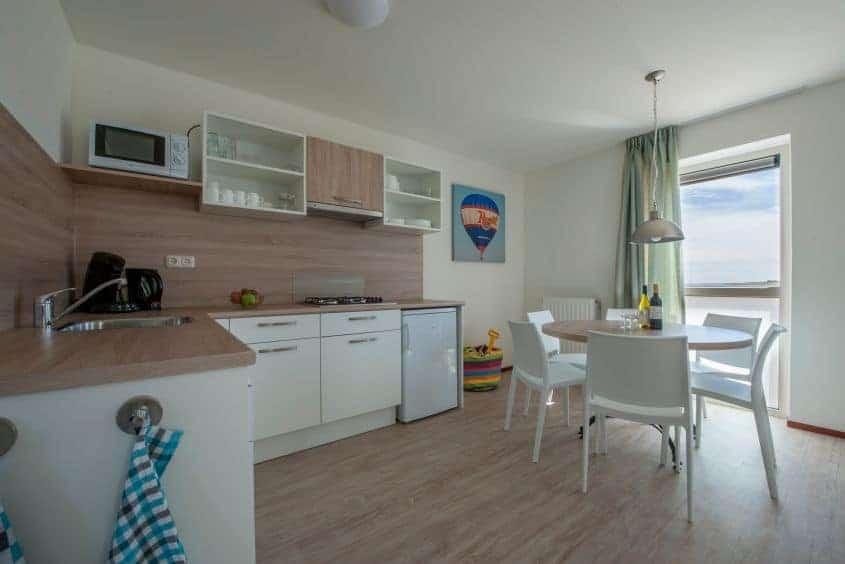 Keuken strandhuis XL Kamperland, Zeeland