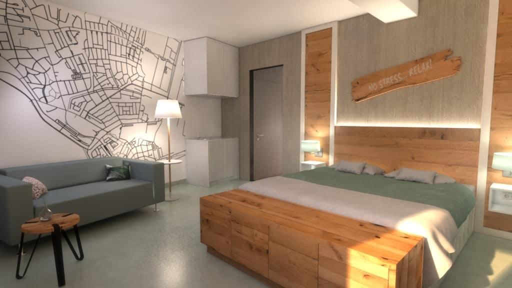 neu ab april 2018 strandh user pier 7 mit hotelservice. Black Bedroom Furniture Sets. Home Design Ideas