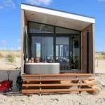 VIP-Strandhuisje met Jacuzzi
